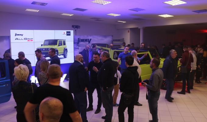 Roadshow Suzuki Jimny – fotorelacja